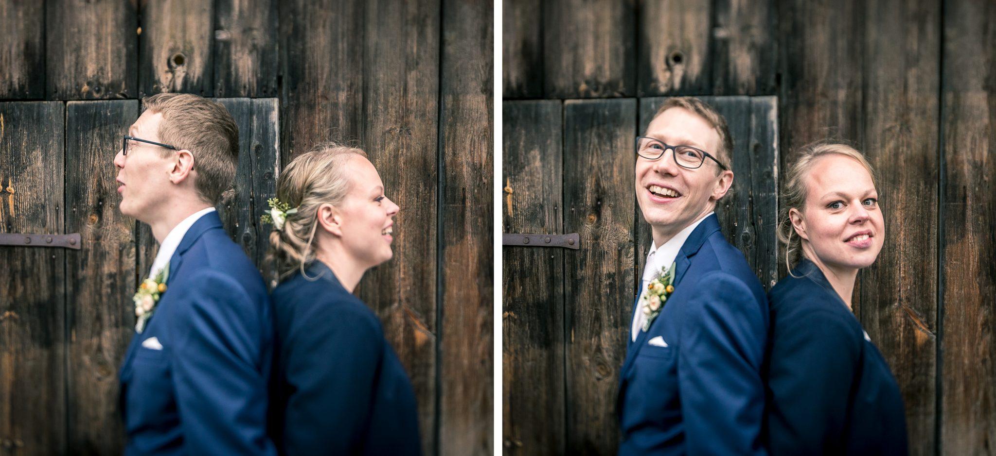 Fotograf für Hochzeit. Das Paarshooting
