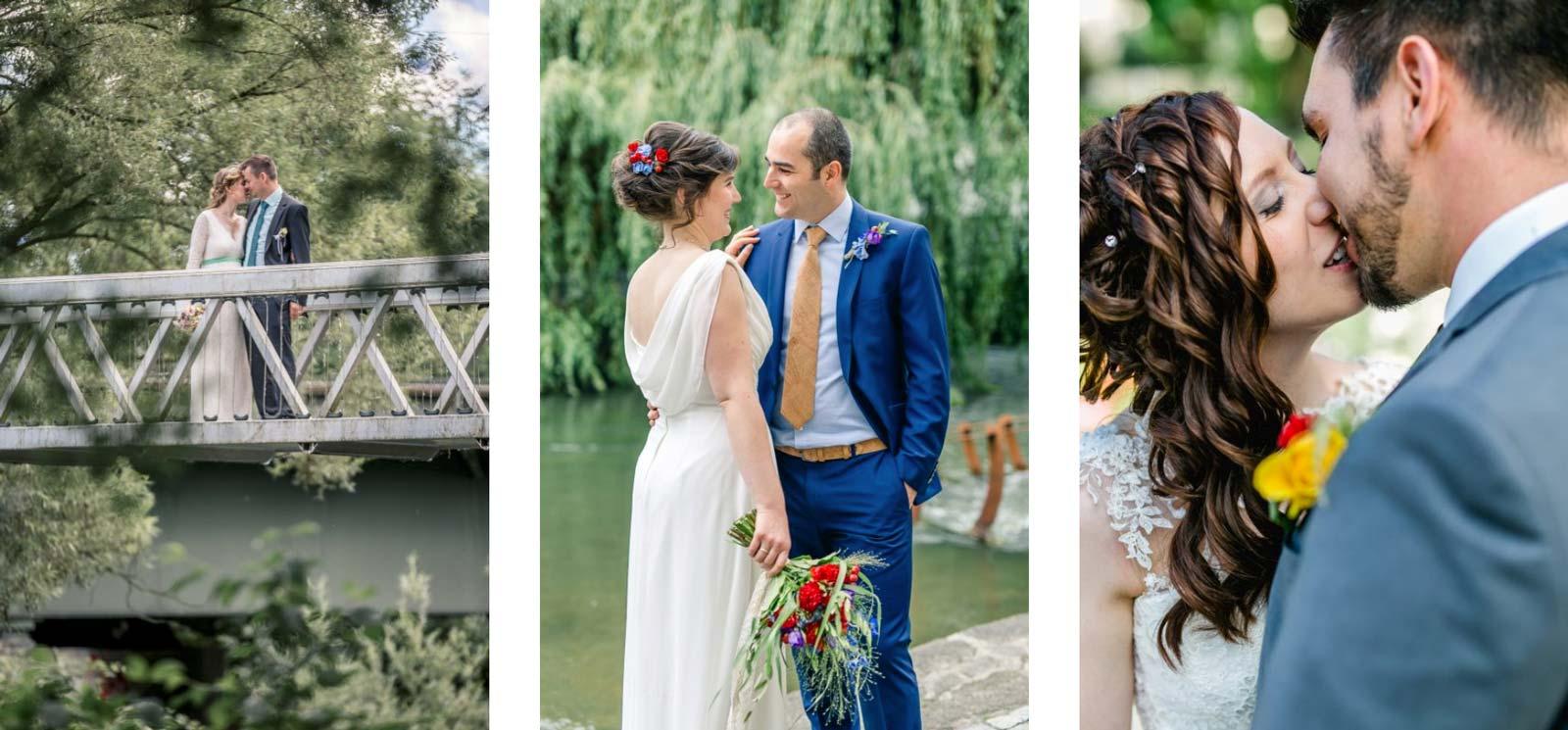 Paarshooting - Hochzeitsfotos