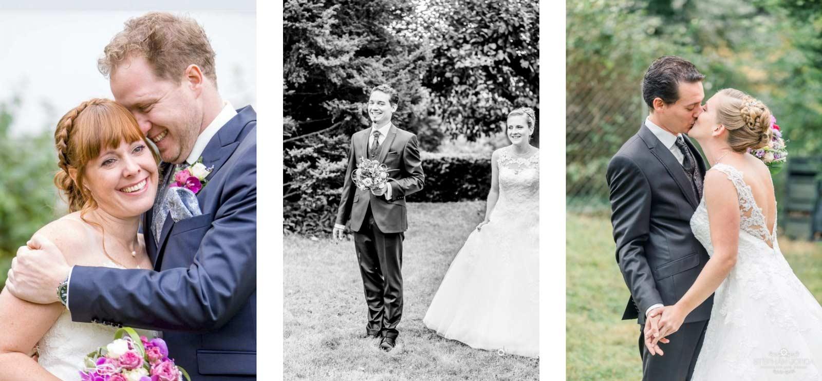 First Look - Hochzeitsreportage