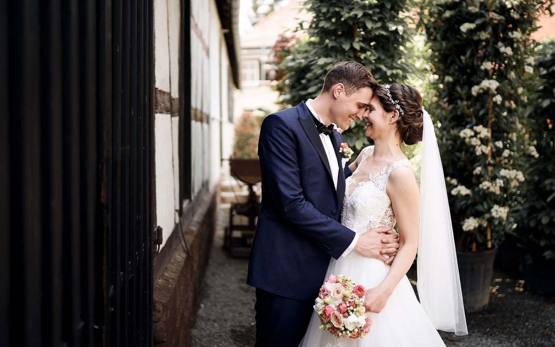 Hochzeit mit Taufe in Wernau